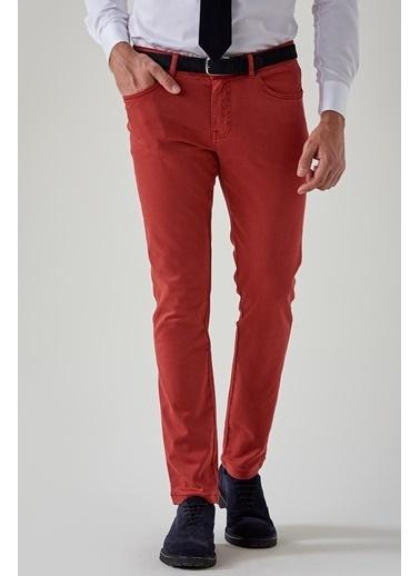 Hemington Pantolon Kırmızı